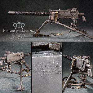 Live firing Machine Guns